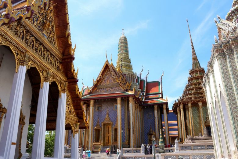 Thailandia tutta d'un fiato: Bangkok