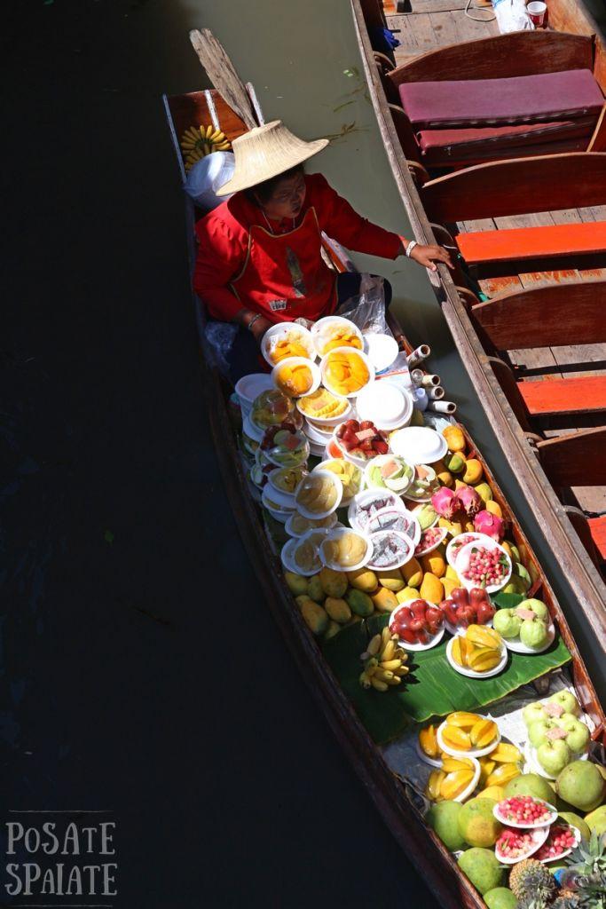 Mercato galleggiante Damnoen Saduak_Posate Spaiate