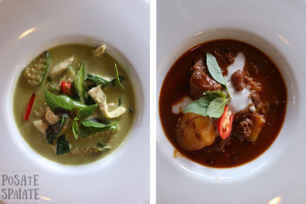 curry verde e rosso