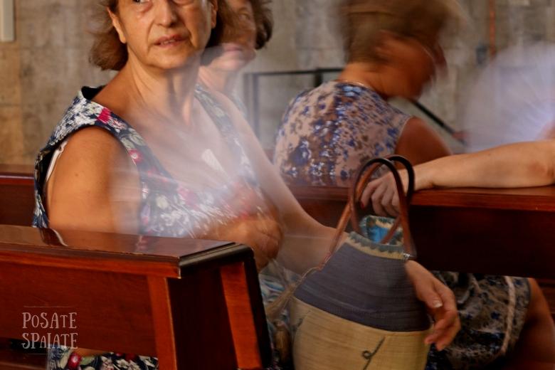 Puglia ventagli in cattedrale - Posate Spaiate