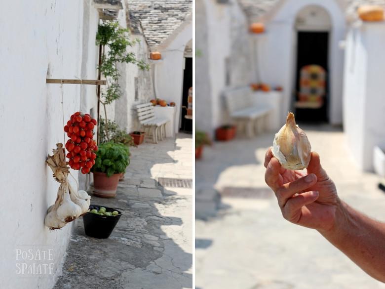 Puglia Alberobello - Posate Spaiate