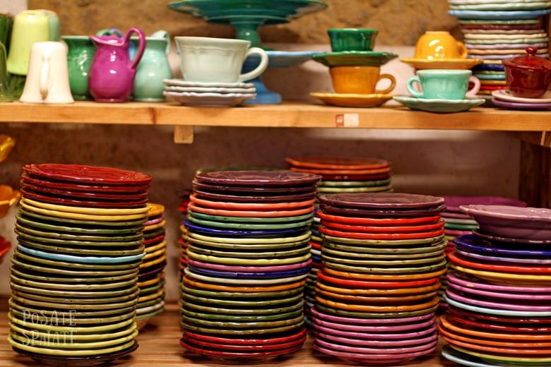 Puglia Grottaglie_Fasano ceramiche - Posate Spaiate