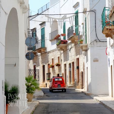 Puglia Locorotondo - Posate Spaiate