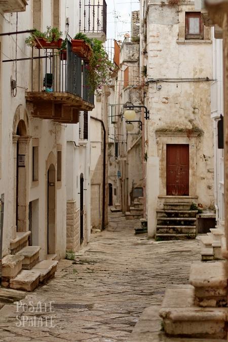 Puglia - Putignano - Posate Spaiate