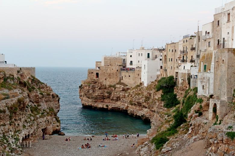 Puglia Polignano a mare - Posate Spaiate