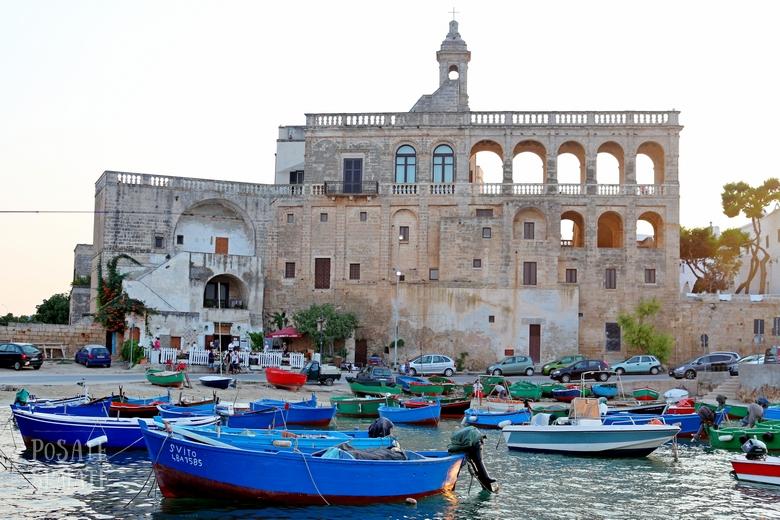 Puglia San Vito - Posate Spaiate