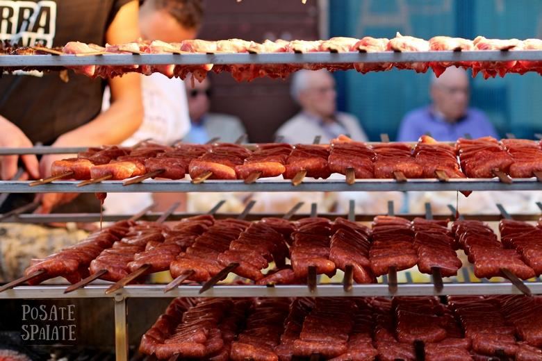 Puglia street-food - Posate Spaiate