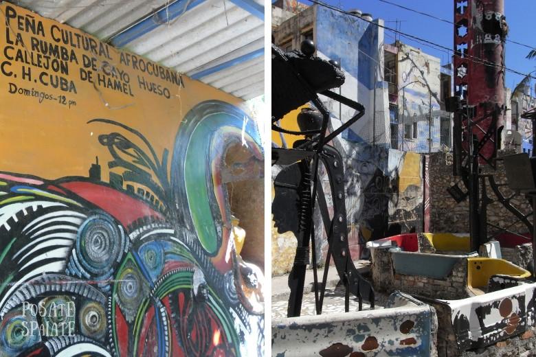 Havana Callejon de Hamel_Posate Spaiate