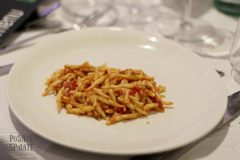 Cena ti cuciniamo per le feste gambero rosso posate spaiate for Gambero rosso ricette