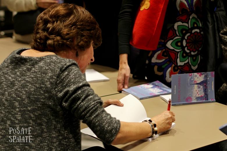 Rosalba Graglia autografa le copie_Posate Spaiate