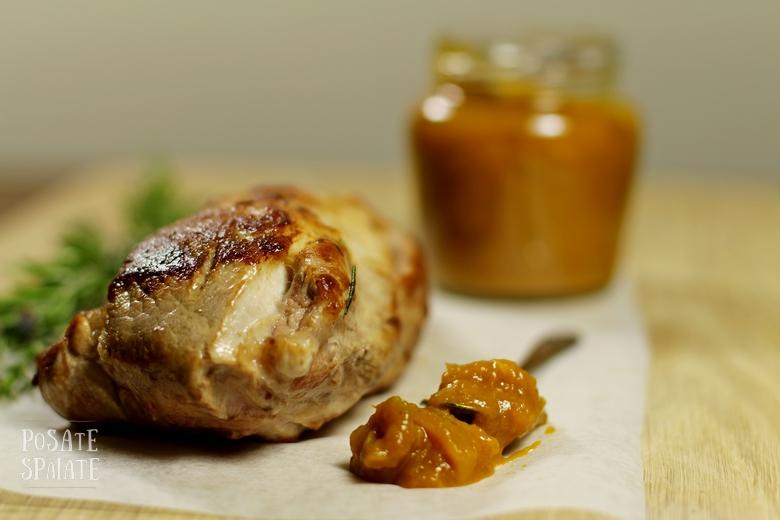 Filetto di maiale con chutney di mango - Posate Spaiate