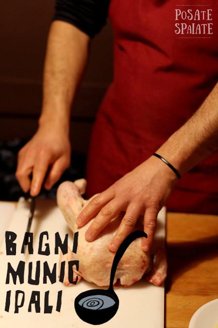 BONDAGE CHICKEN: come tagliare un pollo intero e legarlo