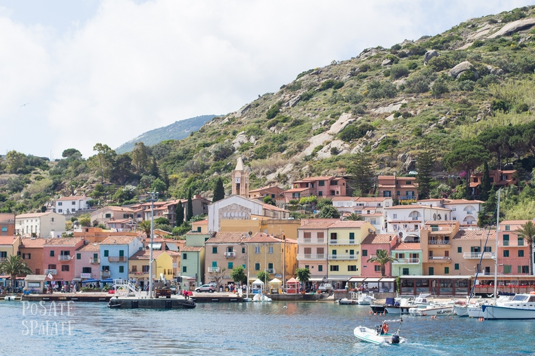 L'isola del Giglio: per una fuga {d'amore} di inizio estate