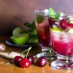 Cherrito, il mojito alle ciliegie