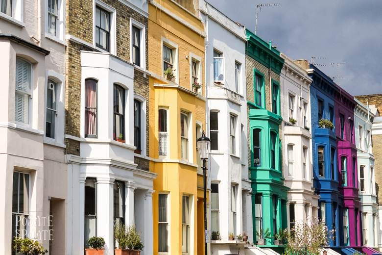 Londra a colori e i sogni non realizzati