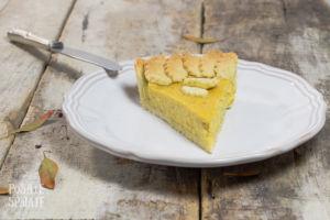 Pumpkin Pie con la ricotta - Posate Spaiate