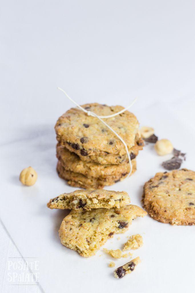 Biscotti al cioccolato_Posate Spaiate