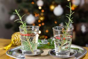 Gin tonic di Natale_Posate Spaiate