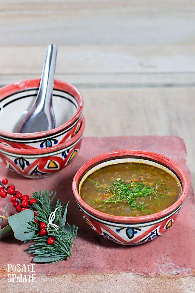 Zuppa di lenticchie speziata_Posate Spaiate