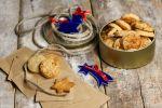 I biscotti salati al formaggio di Marta