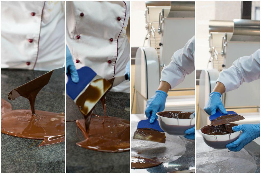 temperare cioccolato_Posate Spaiate