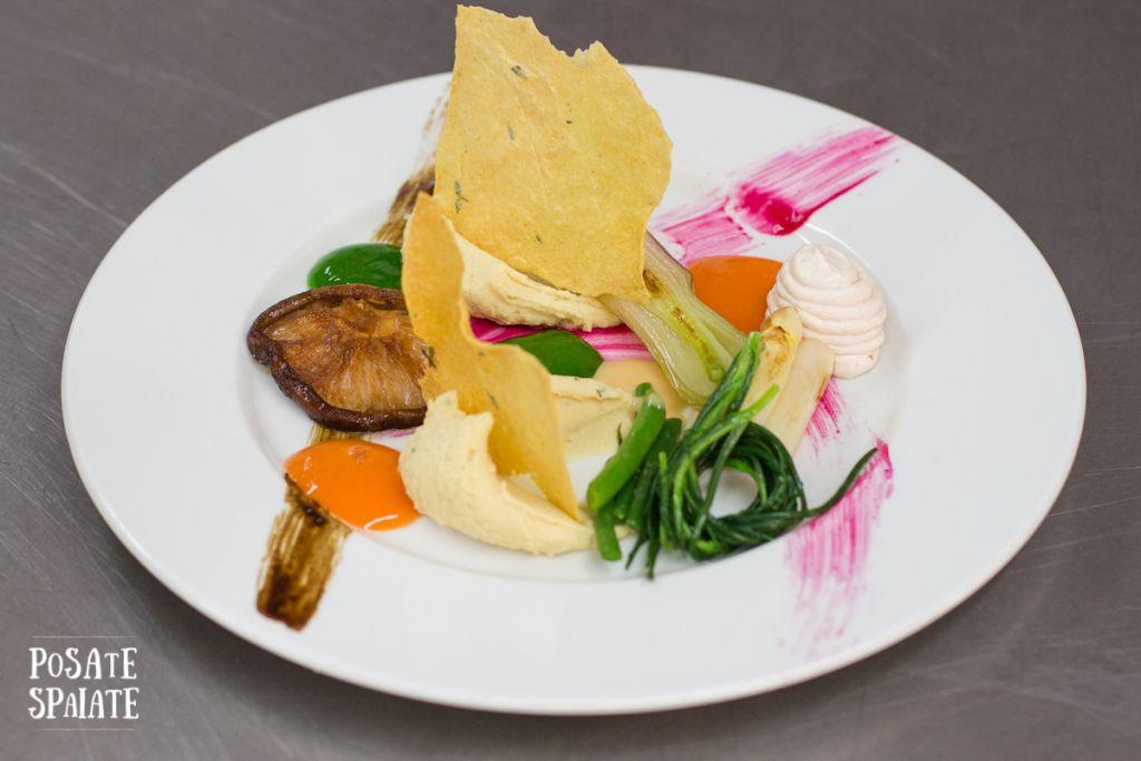 Joia Academy ricette vegetariane_Posate Spaiate