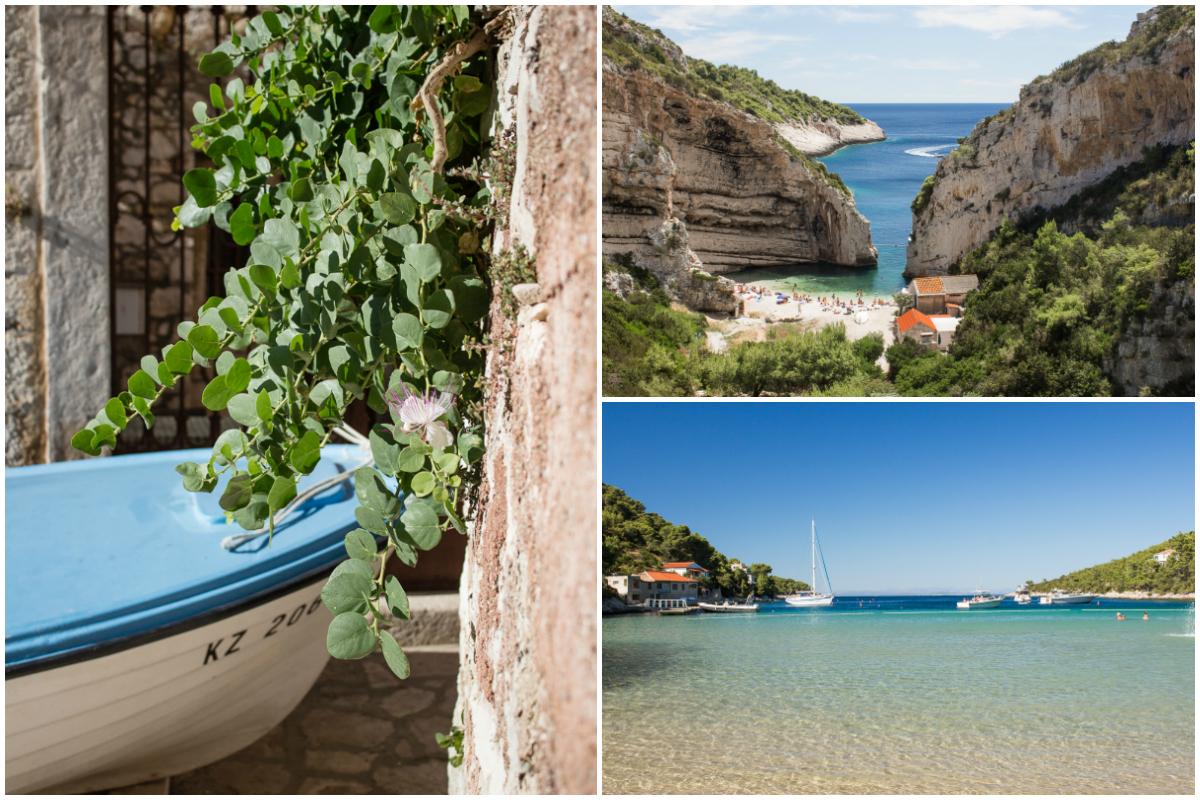 isole in Croazia _Posate Spaiate