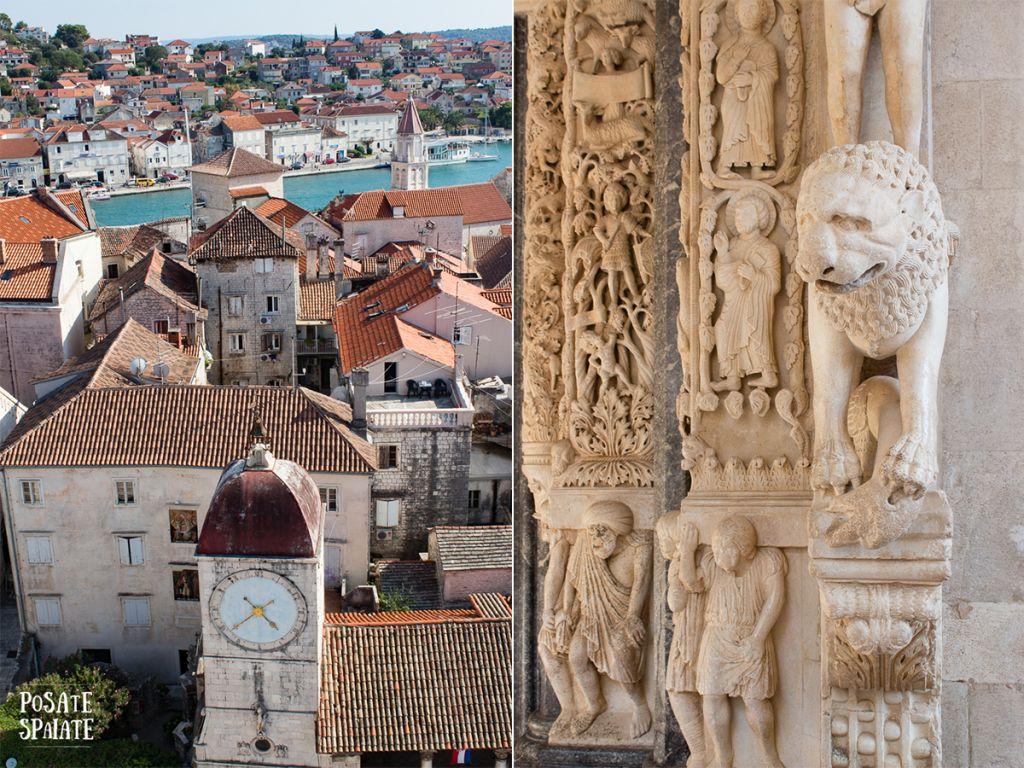 Croazia_Trogir_Posate Spaiate