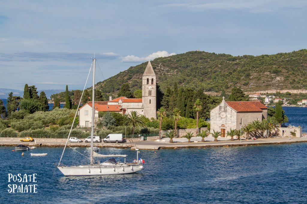 Croazia isole_Posate Spaiate