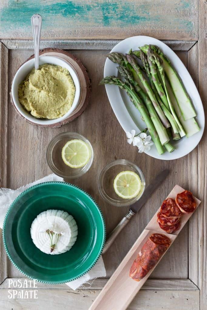 hummus di asparagi_Posate Spaiate
