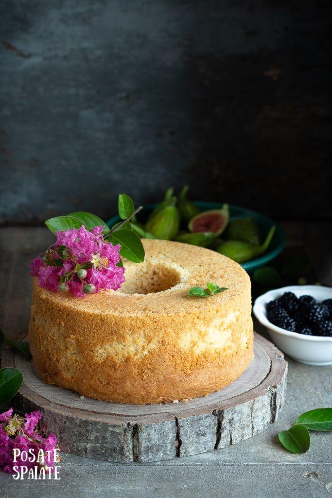 Chiffon cake al latte_Posate-Spaiate