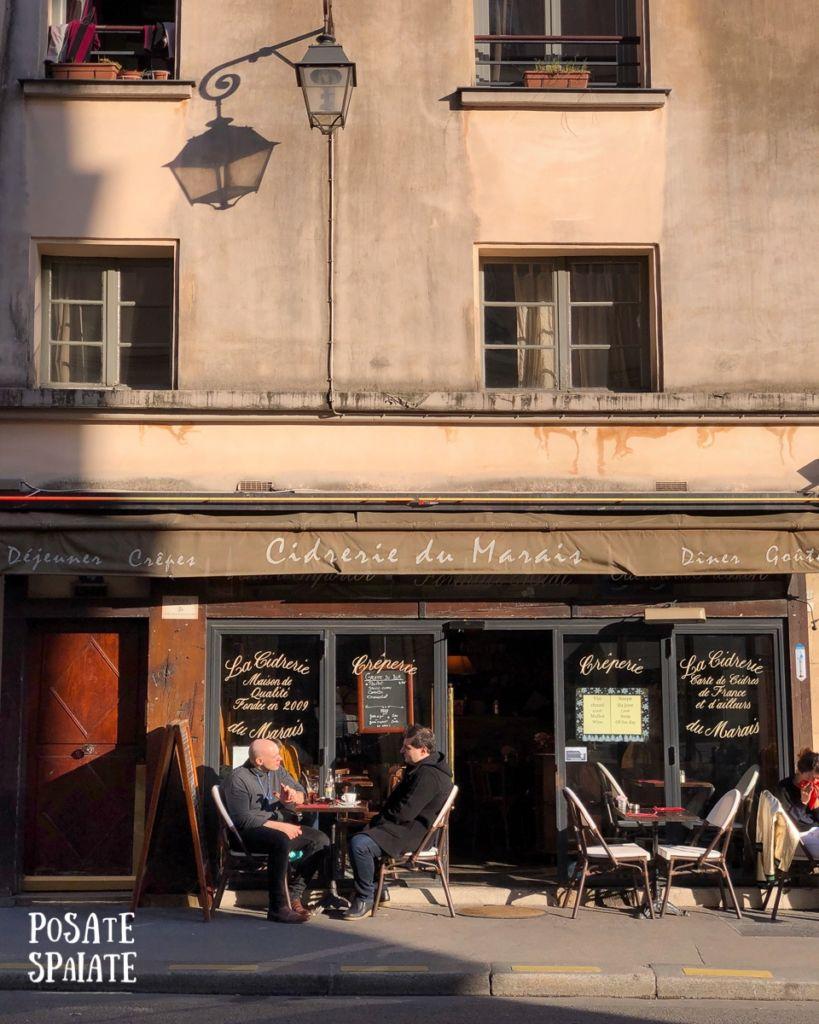 Cidrerie du Marais Paris_Posate Spaiate
