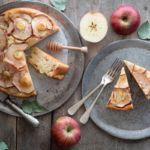 Torta di mele soffice allo yogurt (senza burro)